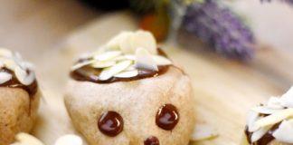 Biscuits hérissons