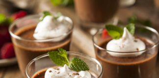 Mousse au chocolat bio sans lait ni sucre