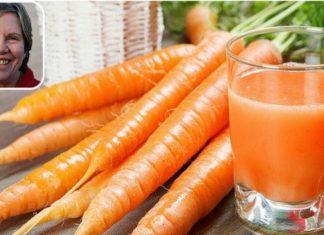 carotte chaque jour