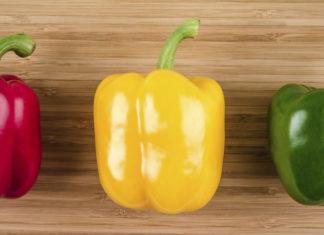 Les 5 vertus santé du poivron