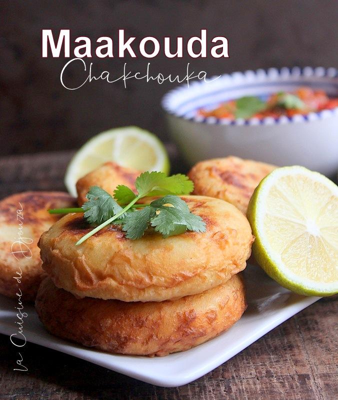 maakouda algerienne - la cuisine française