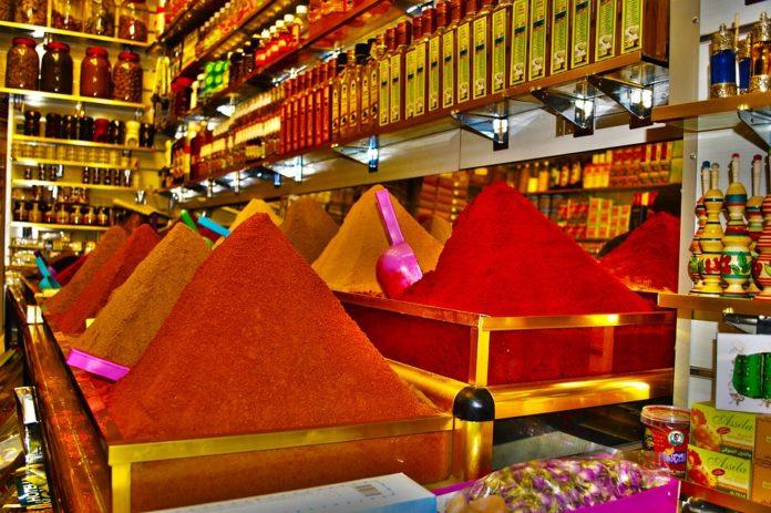 épices marocains