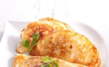 Crêpes jambon fromage à la béchamzl-cuisine-française