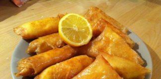 bricks au thon rapide de la cuisine française