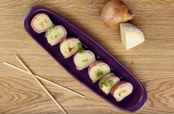 La sushiflette de la cuisine française